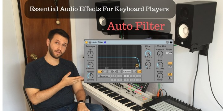 Lowpass Filter: Essential Audio Effects For Keyboard Players