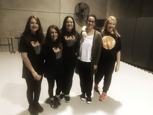 A few of the lovely dance mums we are lucky to have at Main St Funk.