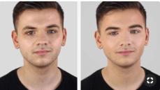Boys Stage Makeup