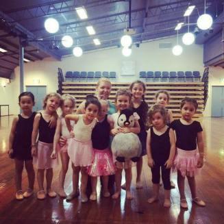 Mini Ballet 2016
