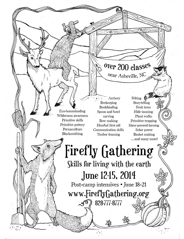 7th Annual Firefly Gathering Continues This Weekend