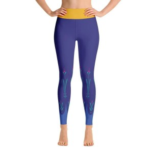 Coronation Day   Yoga Pants   Made in the USA
