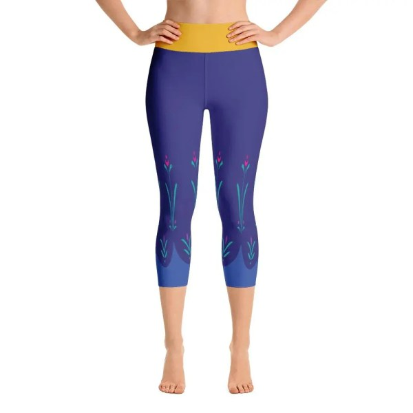 Coronation Day | Yoga Pants | Made in the USA