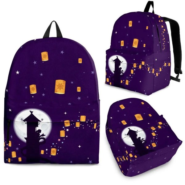 Lanterns and Dreams | Backpack