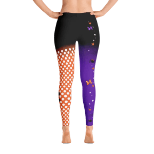 Dots and Bows Halloween Edition | Leggings | Made in the USA