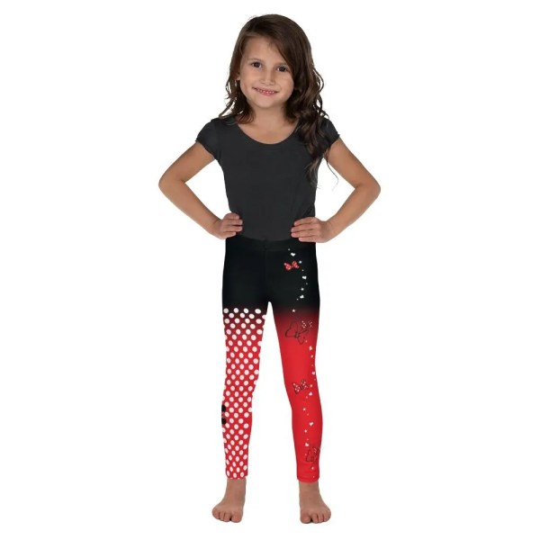 Dots & Bows | Kids & Youth Leggings | Made in USA