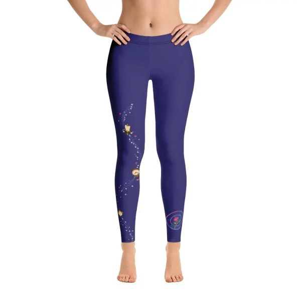 Tale As Old As Time    Leggings   Made in USA