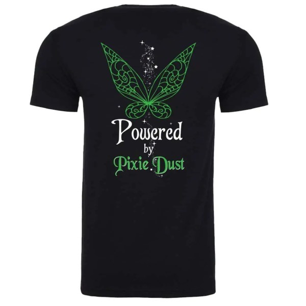 Powered-by-pixie-dust-back-unisex-cotton-poly-crew-black