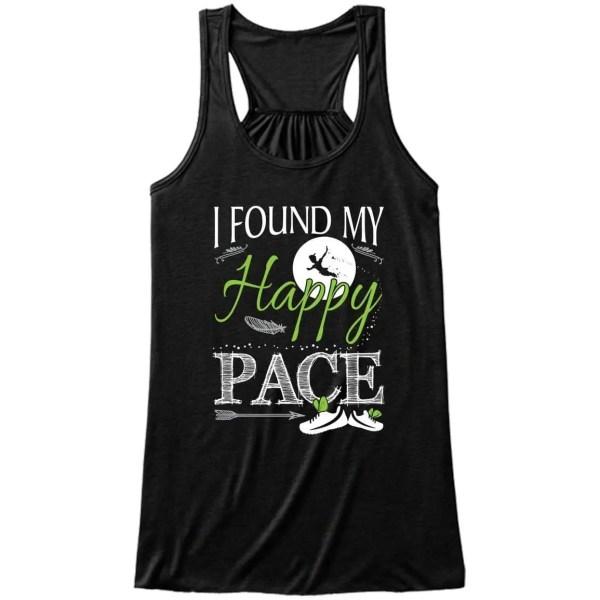 found-my-happy-pace-ladies-flowy-tank-top-black