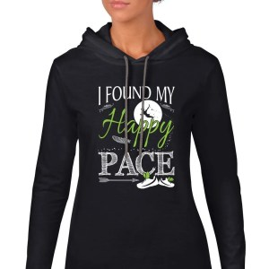 found-my-happy-pace-ladies-lightweight-hoodie-black