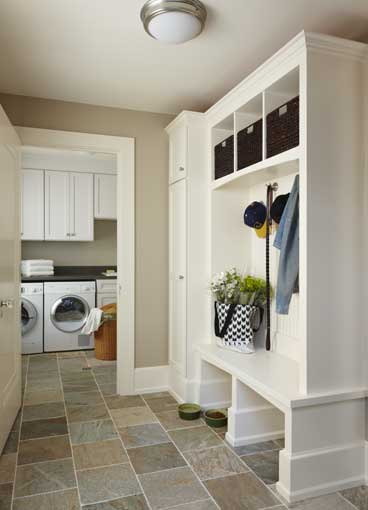 Birmingham MI Kitchen Mudroom and Laundry Room Addition  MainStreet Design Build