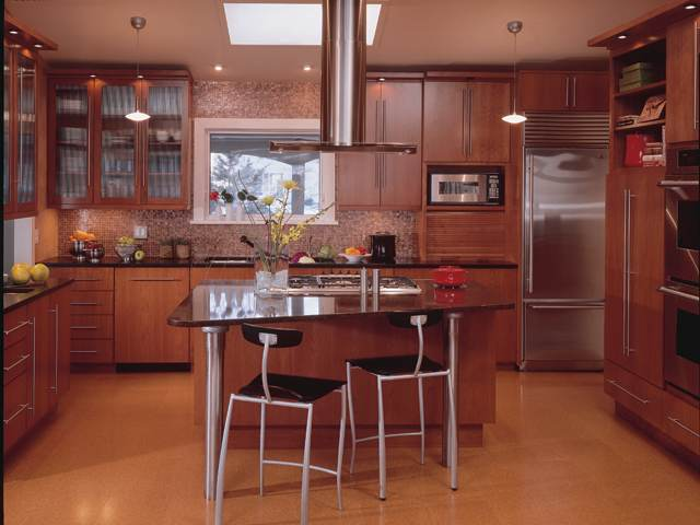 Rochester Hills Contemporary Kitchen