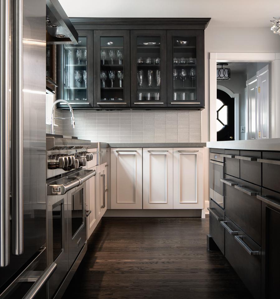 Urban Modern Kitchen Design