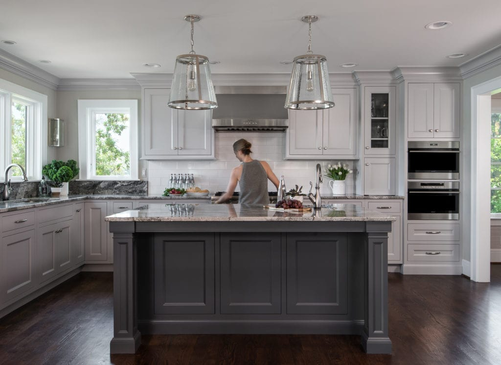 Kitchen Remodel in Orchard Lake  MainStreet Design Build