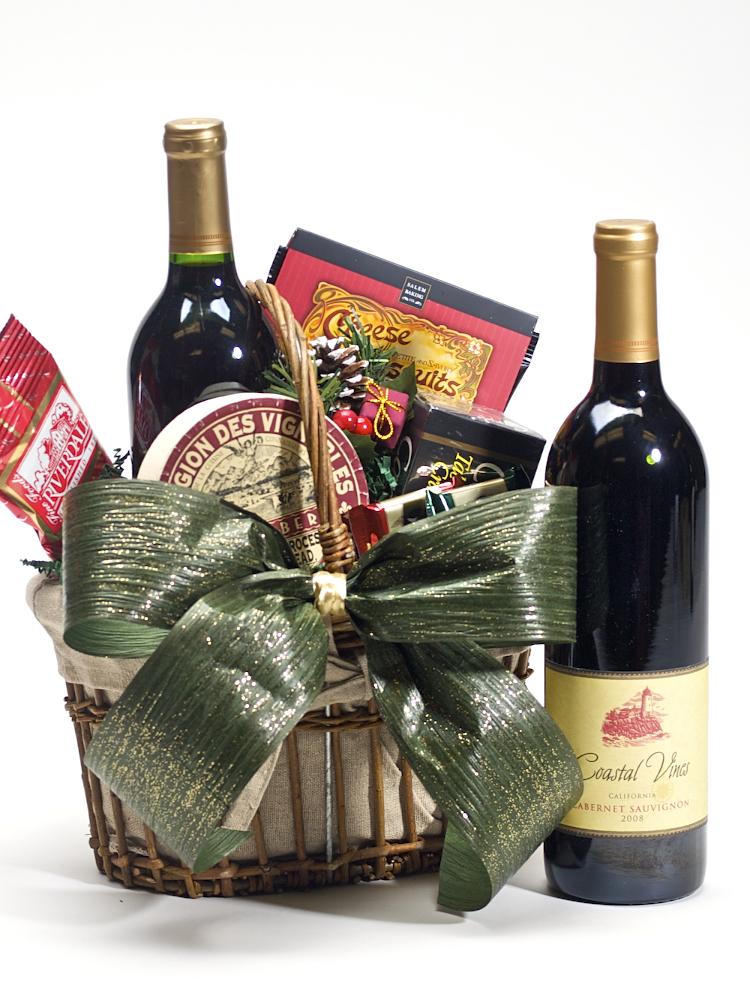 gift baskets main street