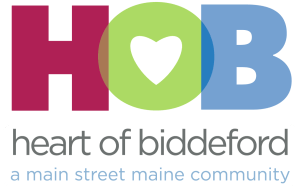 Heart of Biddeford Logo