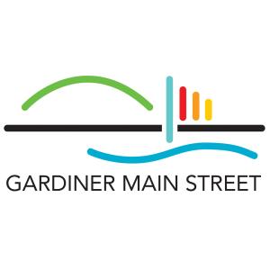 Gardiner Main Street New Logo