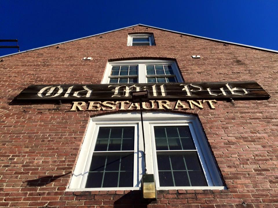 Old Mill Pub in Skowhegan Maine