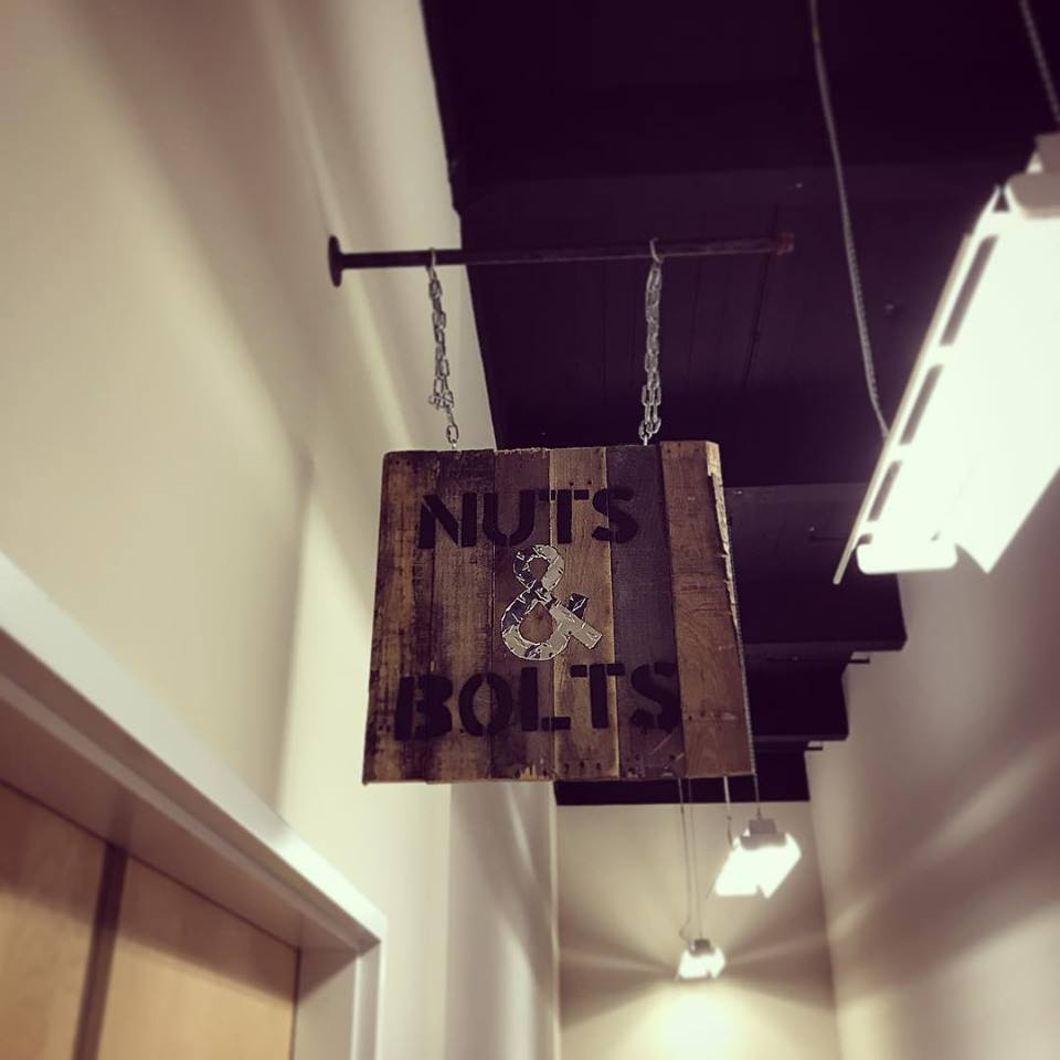 Nuts & Bolts Brewing (Biddeford, ME) - Main Street Maine