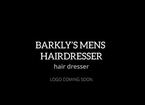 Barkly's Mens Hairdresser