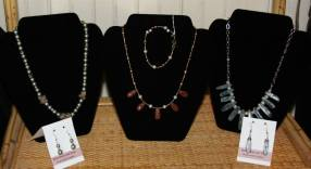 Bella Beads and Wire makes gorgeous pieces for our shop.