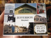 HC Summers and Main Street Tro.lley postcards