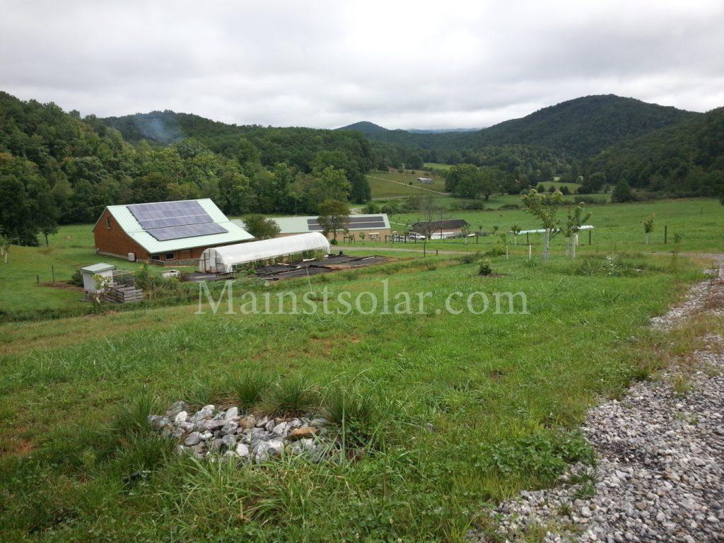 farm solar Virginia