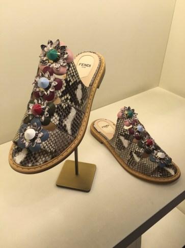 Fendi's latest Spring/ Summer 2016 designs