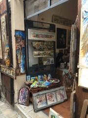 Lauri Pittrice art studio.