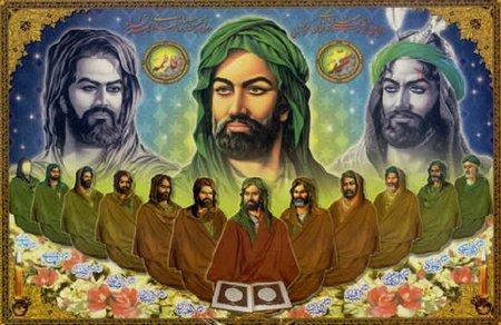 De twaalf imams