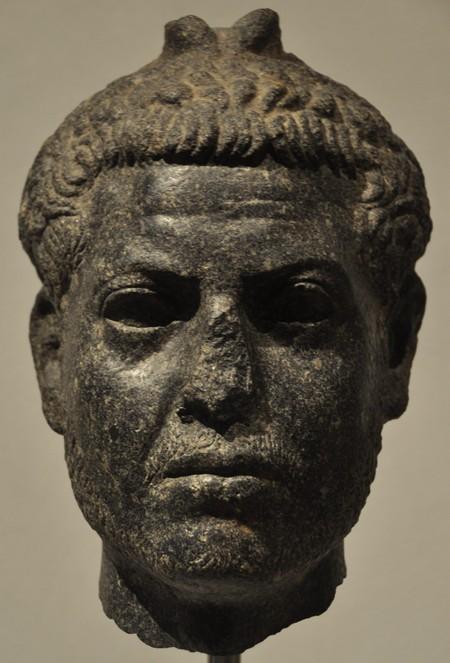 Antiochos II Theos (Museum Ägyptischer Kunst, München)