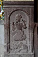 Zelfportret van een beeldhouwer