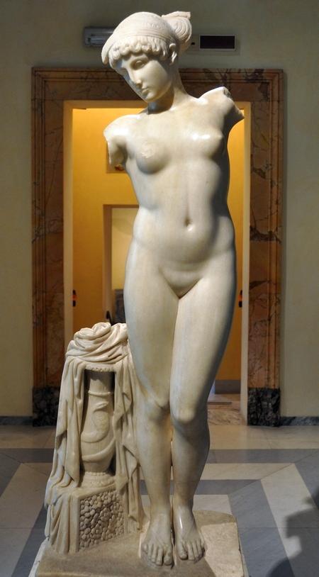 De Esquilijnse Venus (Capitolijnse Musea, Rome)