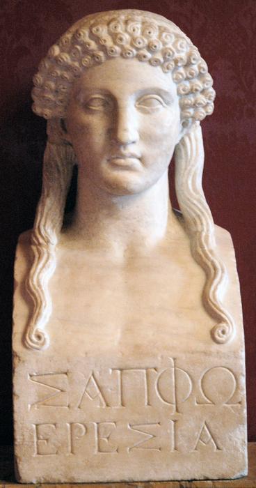 Sappho (Capitolijnse Musea, Rome)