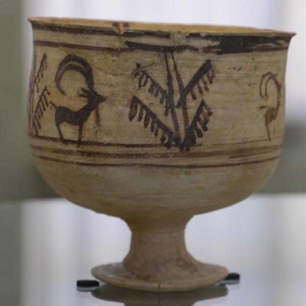 Luxe-aardewerk uit Oost-Iran (Nationaal Museum, Teheran)
