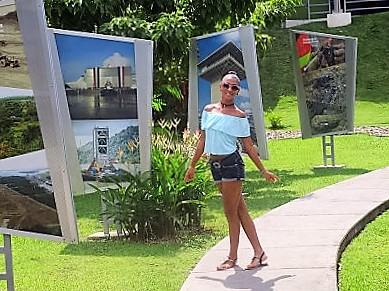 Centro visitantes Agua Clara.