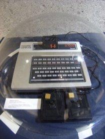 Exposición de videoconsolas en el Salón del Manga de Granada 2009