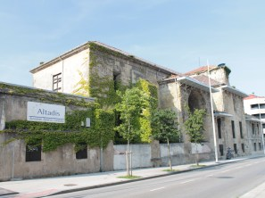 Convento de las Clarisas/Antigua Tabacalera. Foto. Mair CaSe