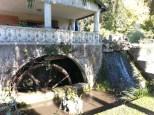 La grande roue du moulin du Louvet
