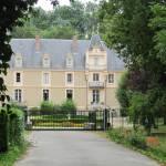 Le château de Vitray