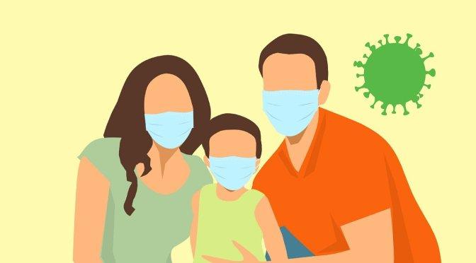 Sortez masqués, c'est gratuit : initiative solidaire d'une gilloise