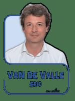 Eric Van De Valle - Conseiller