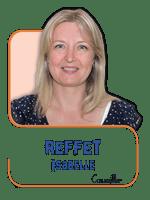 Isabelle Reffet - Conseiller