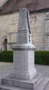 Monument aux morts de Rieux