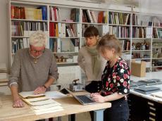 restauration des archives à Paris (1)