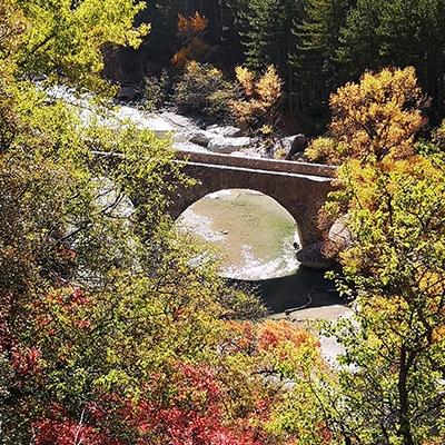 Gorges de la Méouge, Val Buëch-Méouge