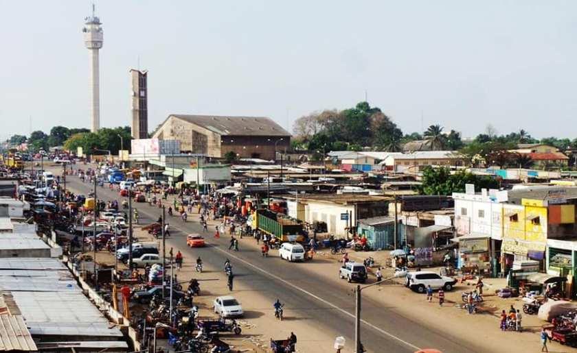 Modernisation de la circulation routière à Bouaké