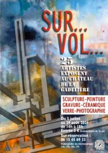 thumbnail of AFFICHE exposition sur-vol