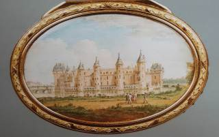 Ancien-château-de-La-Ferté-Vidame-par-Van-Blarenbergh