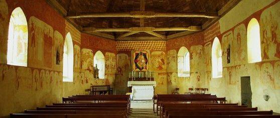 Visite de la chapelle de Réveillon